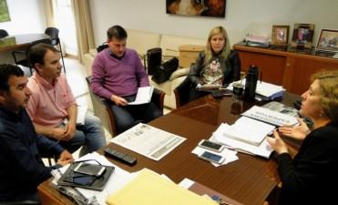 Crespo trazó acciones de gestión a corto plazo para la Red Sanitaria