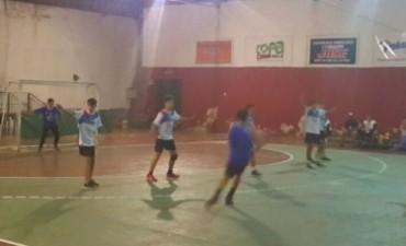 El Seleccionado Chaqueño de Handball de Menores empato con su par de Santa Fe