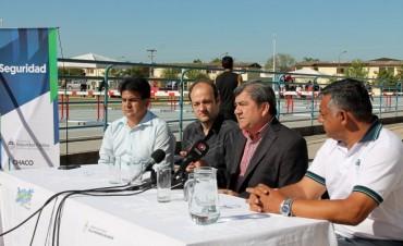 Provincia y municipio capacitarán sobre el consumo indebido de sustancias deportivas