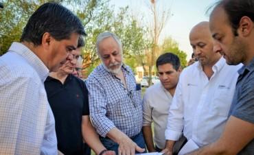 Provincia y Municipio trabajan para reactivar el proyecto del Paseo Sur de Resistencia