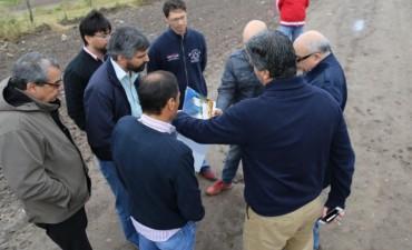Planta Tratamiento y Disposición Final de Residuos Sólidos Urbanos: Capitanich analizó el lugar donde funcionaría la playa de transferencia
