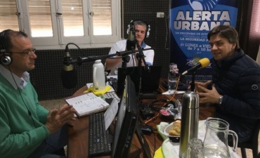 """Leandro Zdero: """"siguen con la campaña del miedo pero este es el gobierno que más cuida los recursos de la gente"""""""