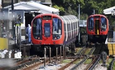 Atentado en el subte de Londres: detuvieron a un joven de 18 años