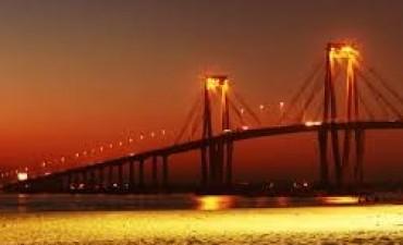 Solo será víal: Descartan la modalidad ferrovial del segundo puente Chaco-Corrientes