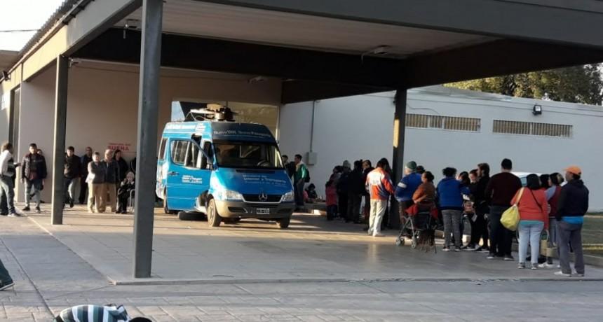 REGULARIZACIÓN DE DNI:HASTA EL VIERNES 14 HABRÁ UN OPERATIVOEN EL POLIDEPORTIVO JAIME ZAPATA