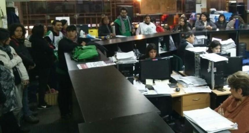 CONFLICTO EN EL INSTITUTO DE CULTURA DE CHACO