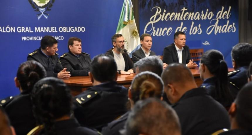 ENTREGARON CERTIFICADOS A OPERADORES EN SEGURIDAD VIAL