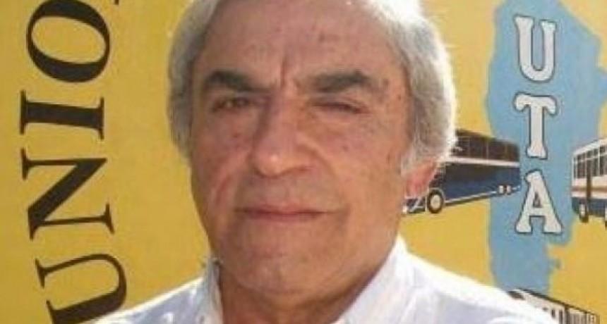 Raúl Abraham explicó los detalles del paro de transporte efectuado por la UTA