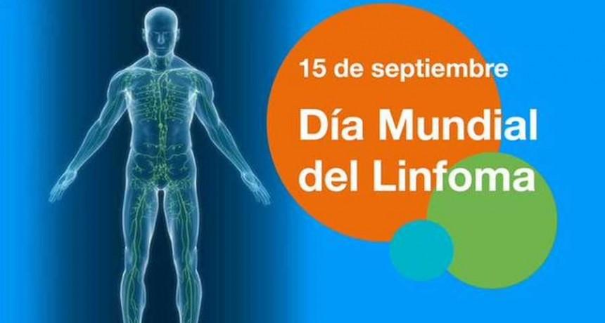 Hoy se conmemora el Día Mundial del Linfoma