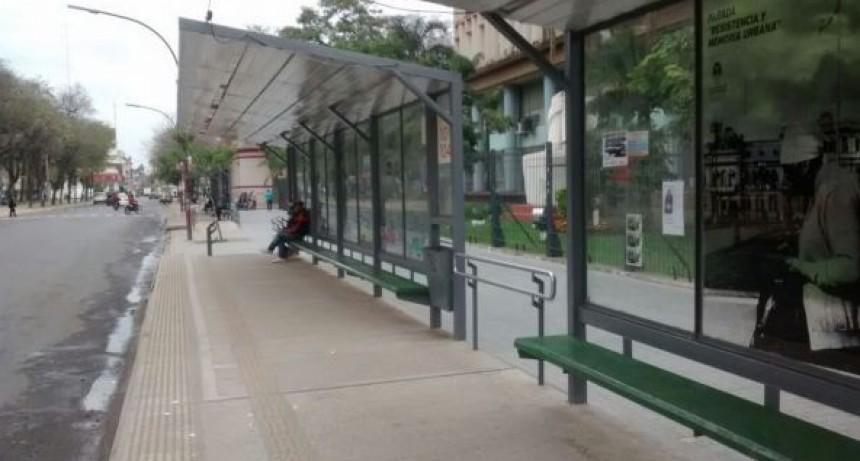 Tercer día sin Transporte Público en el área metropolitana