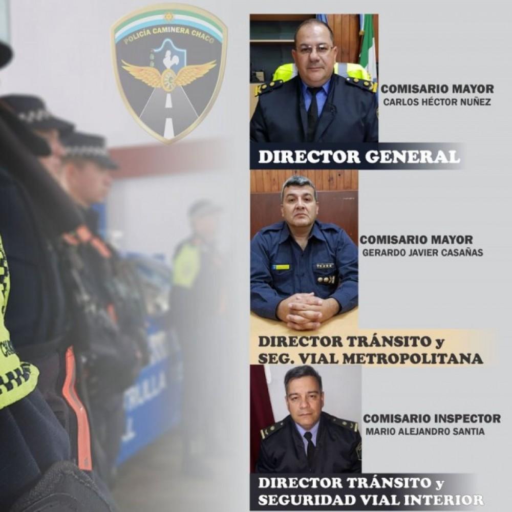 ASUMEN NUEVAS AUTORIDADES EN POLICÍA CAMINERA