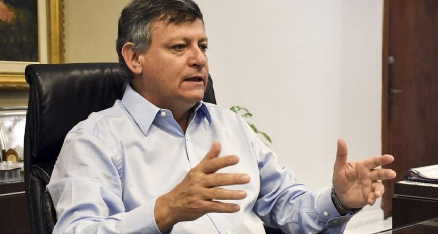 Domingo Peppo analizó las diferentes problemáticas por las que atraviesa la Provincia