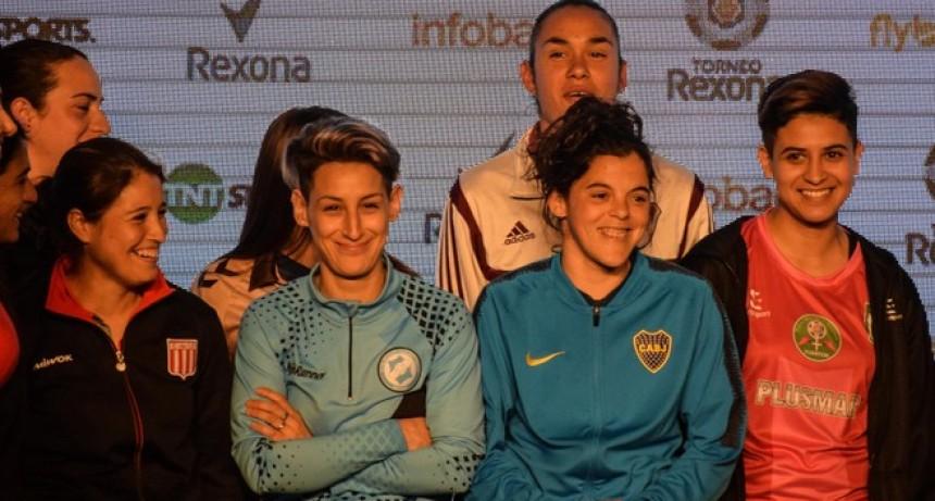 Comienza hoy el primer torneo profesional de Fútbol Femenino en Argentina