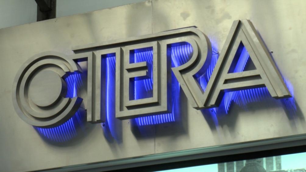 Ctera anunció paro docente para mañana en repudio a la agresión de petroleros en Chubut