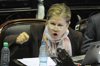 Graciela Camaño dijo que la situación económica