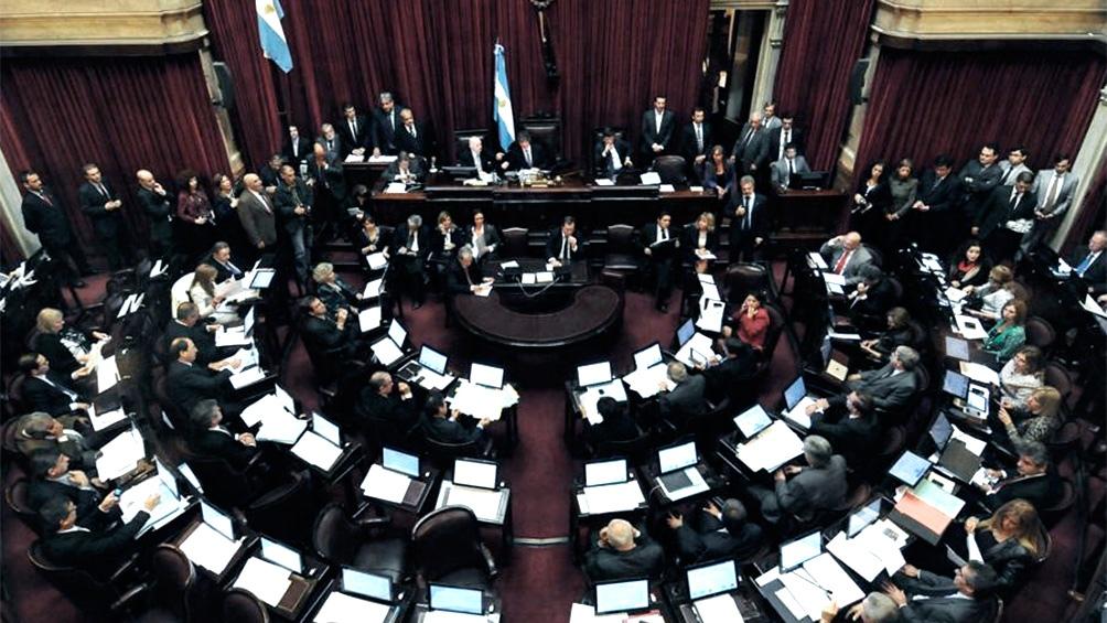 Hubo acuerdo en el Senado para debatir el proyecto de ley en una sesión especial