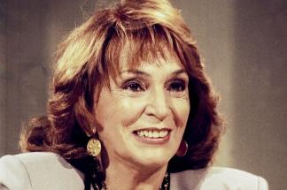 Premiaron a Magdalena Ruiz Guiñazú por su defensa de los DD.HH.