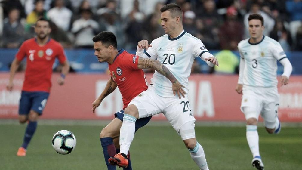 Sin Messi, Argentina enfrenta a Chile en un amistoso en Estados Unidos
