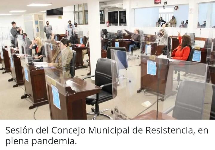 Resistencia: el Concejo derogó y aprobó una nueva Ordenanza Tributaria