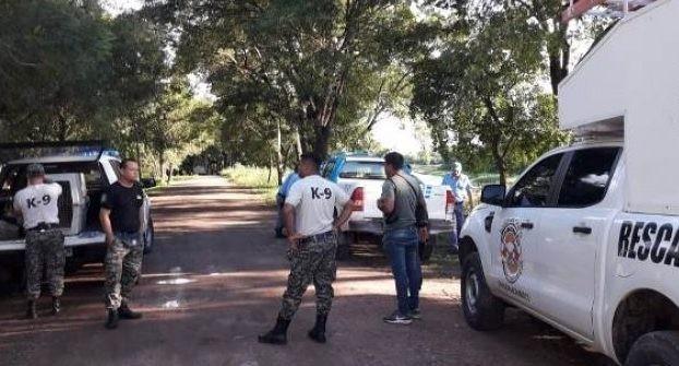 Barranqueras: Buscan al joven Lucas Gabriel Canteros de 17 años