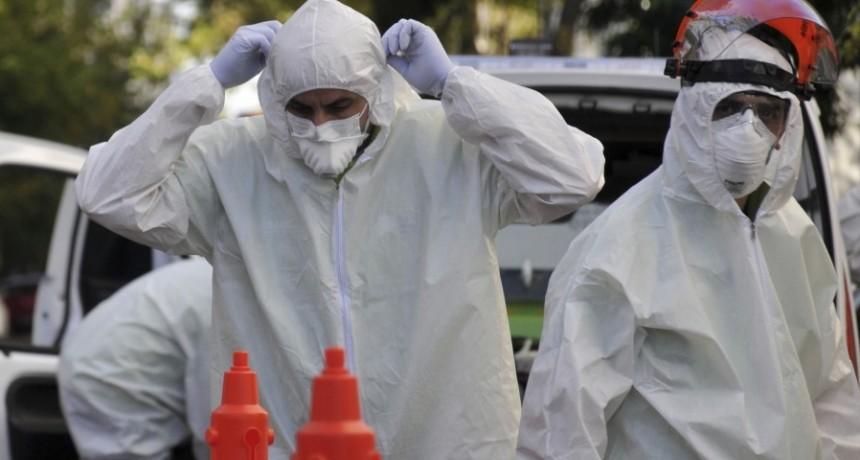 Chaco superó los 100 contagios en un día por primera vez desde el inicio de la pandemia