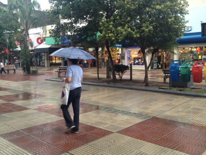 Pronóstico de lluvias y tormentas para todo el día: en El Impenetrable ya llegó el alivio