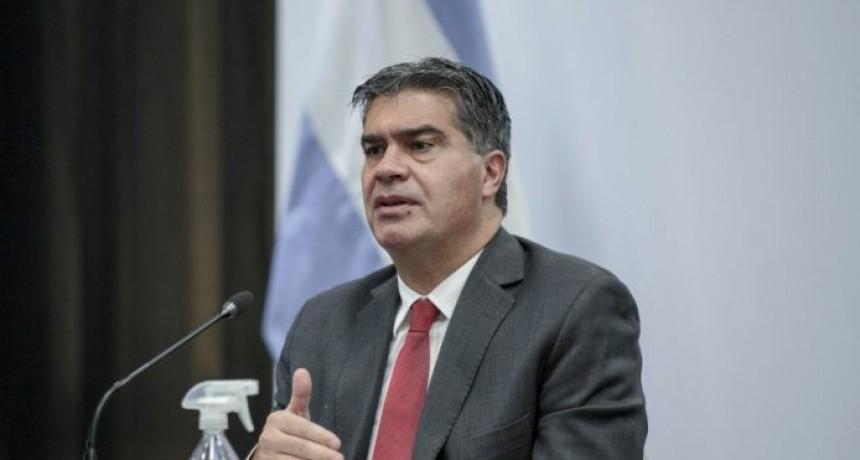 Chaco| Agresión a Luis Mancini: «ponemos a disposición todos los medios del estado para esclarecer este hecho de violencia», dijo Capitanich
