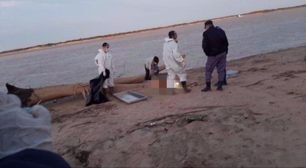 Encuentran un cuerpo a orillas del Río Paraná