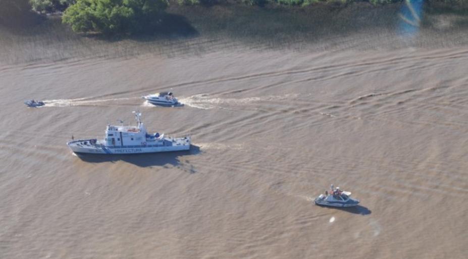 Hallaron un cuerpo en el Río Paraná y anticipan que sería uno de los jóvenes desaparecidos días atrás