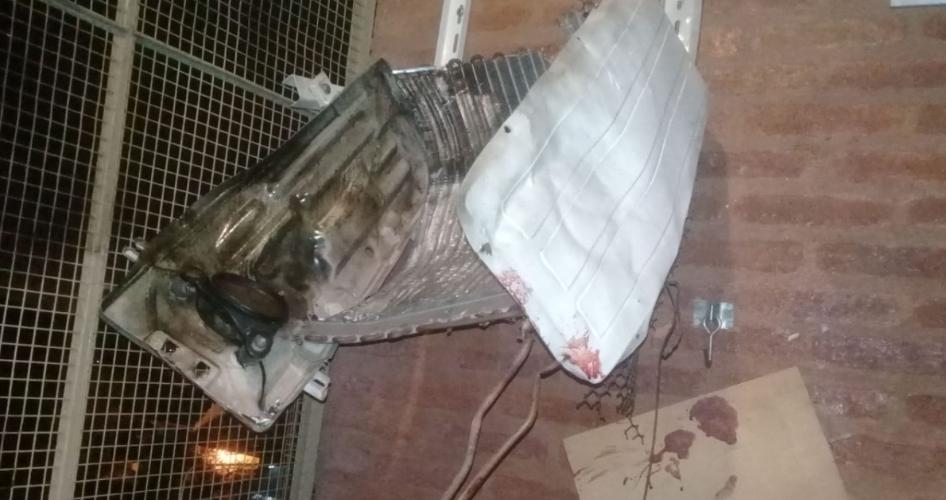 Fuerte explosión en una de las torres del Sarmiento obligó a evacuarla
