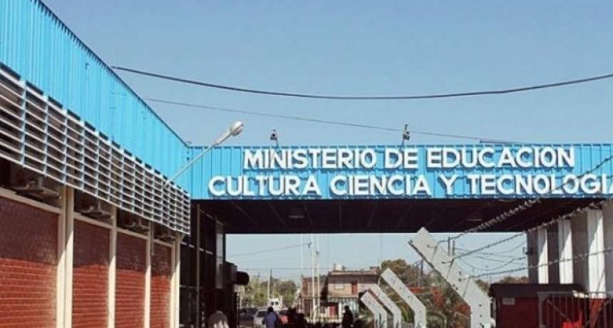 Chaco: el gobierno paga aportes y contribuciones a Unidades Educativas Privadas