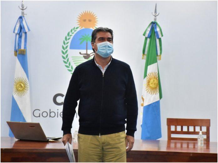 «Sistema político y pandemia», por Jorge Capitanich