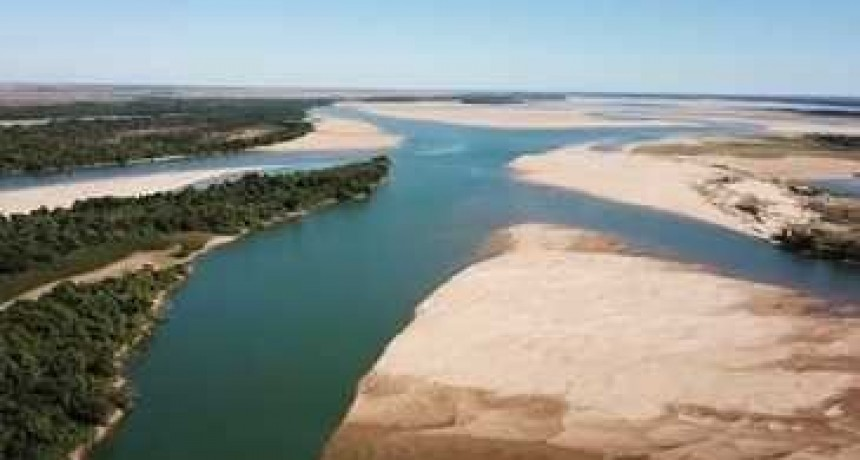 El río Paraná registró la altura máxima anual más baja en 117 años