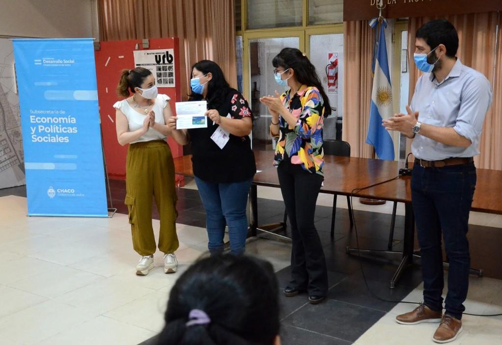 Desarrollo social entregó nuevas tarjetas tuya nutrición a organizaciones de la sociedad civil