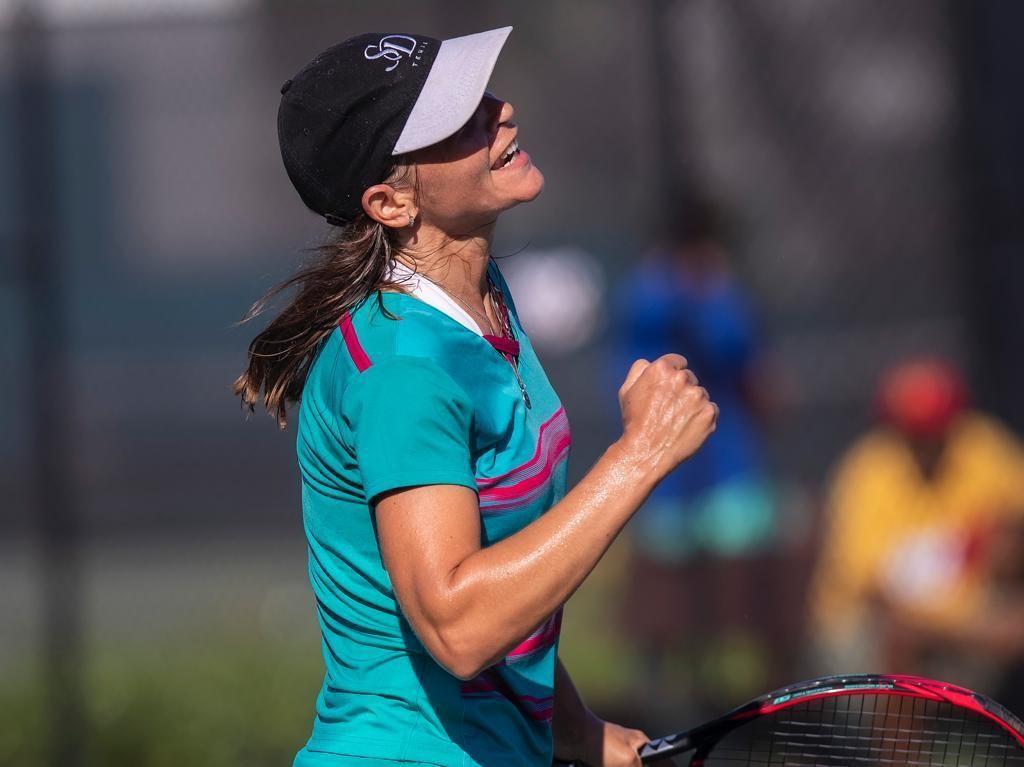 Silvina Delgado es convocada nuevamente al Mundial Seniors de tenis