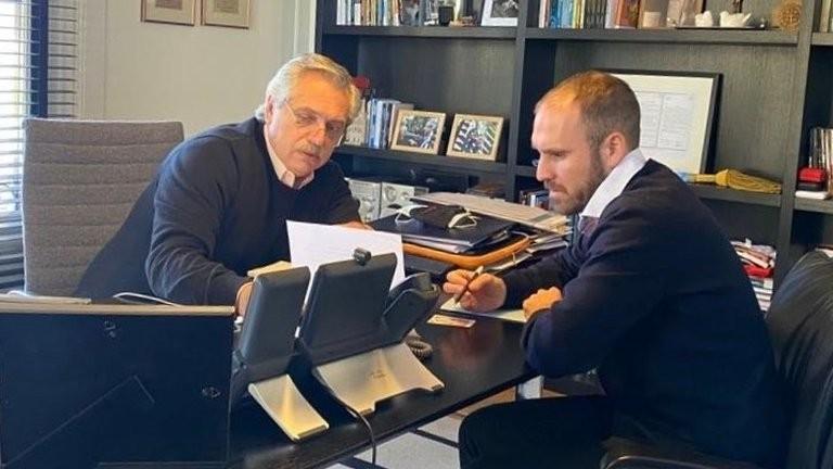 Alberto Fernández respalda a Guzmán pese a la presión de Cristina Kirchner, que exige su inmediata renuncia
