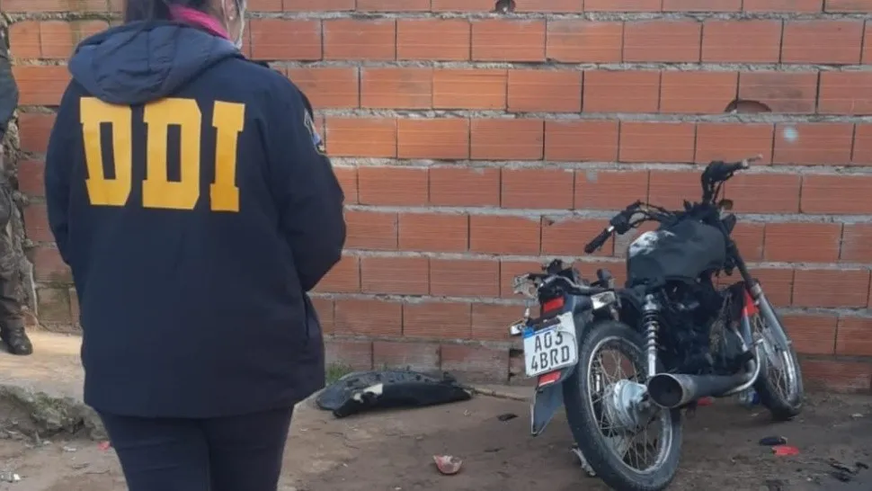 Dos hermanos motoqueros asesinaron a chico de 17 años atravesándolo con un palo