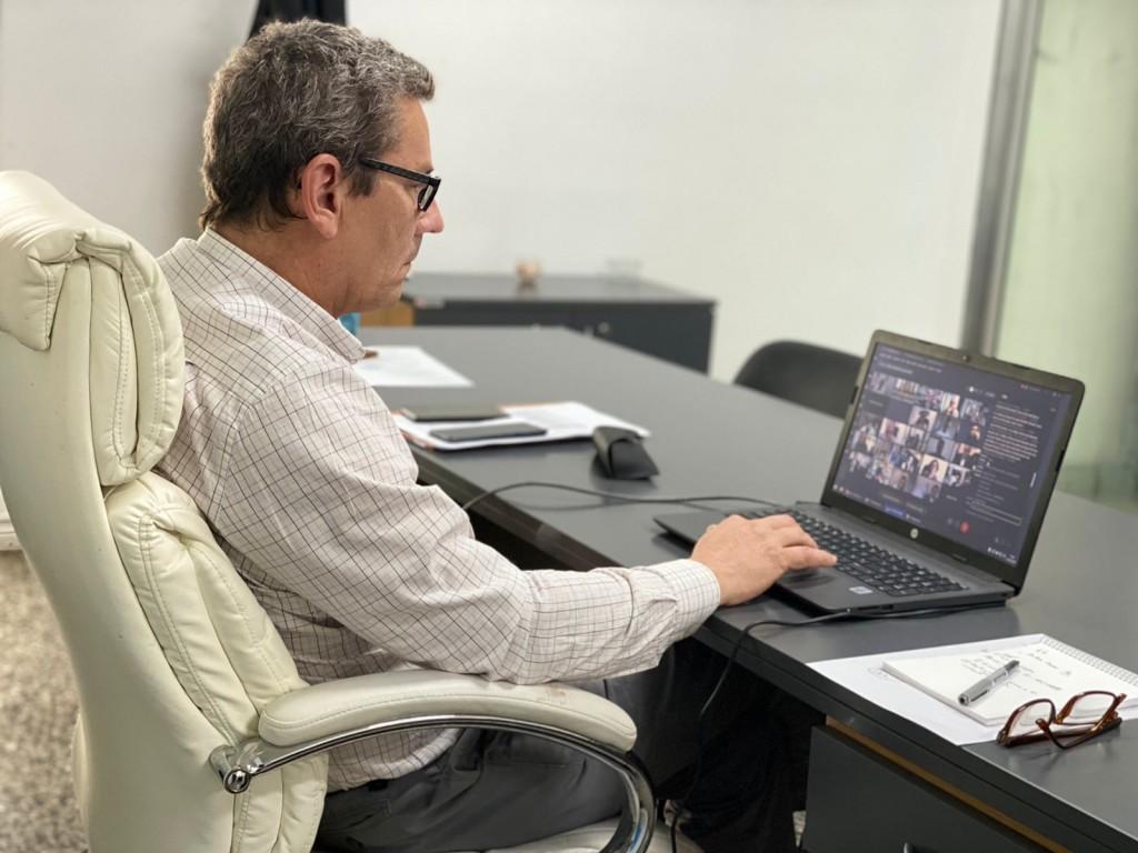 El ministro de educación Aldo Lineras participó por primera vez de la asamblea del consejo federal de educación