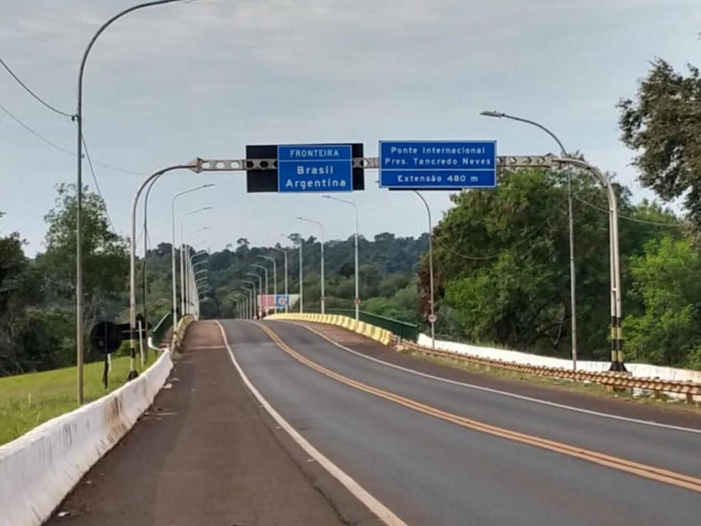 Iguazú espera con gran expectativa la apertura del puente Tancredo Neves