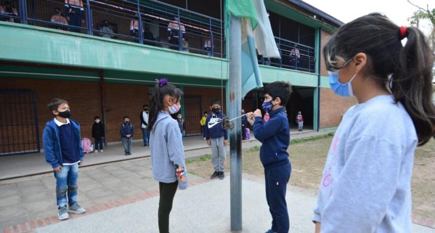 Chaco comenzó etapa de presencialidad plena, cuidada y contínua en las instituciones escolares