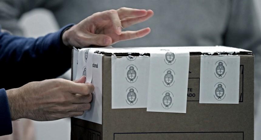 Cómo cerrar el sobre de votación en las PASO