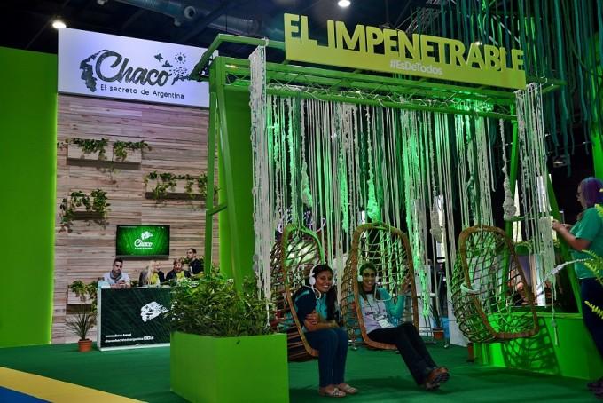Exitosa participacion chaqueña en la Feria Internacional de Turismo