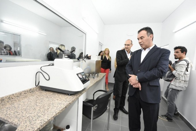 El vicegobernador inauguró la sede del Centro INTI CHACO