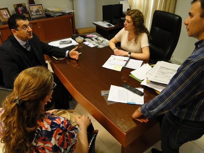 SALUD AVANZAN EN ACCIONES PARA FORTALECER LA ATENCIÓN OFTALMOLÓGICA EN SÁENZ PEÑA