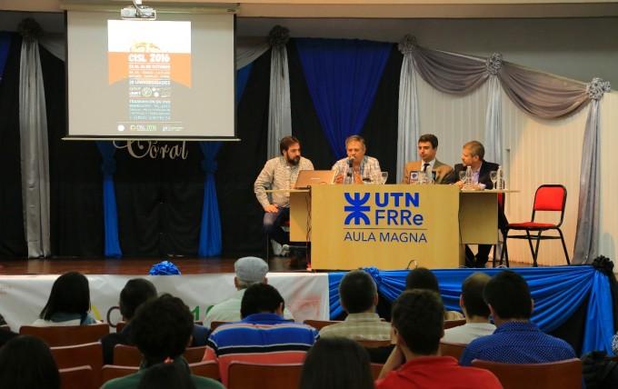 INICIÓ EN CHACO LA VII CONFERENCIA INTERNACIONAL DE SOFTWARE LIBRE