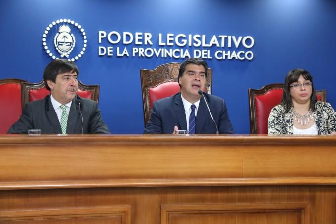 Capitanich presentó el proyecto de presupuesto  2017, ratificó metas de gestión y marcó las prioridades para Resistencia