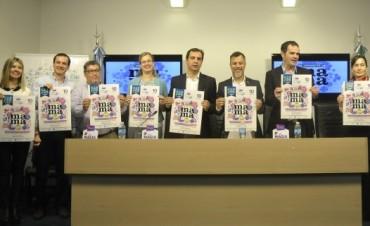 El gobierno presentó la Expo Semana de Mamá para comprar en 10 cuotas sin intereses con la tarjeta  TUYA