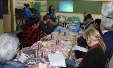 Desarrollo social realizó un taller sobre los derechos de la infancia en la escuela 1049 de Fontana