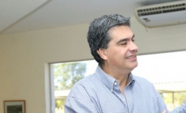 Capitanich presenta ante concejales el Presupuesto Municipal 2017