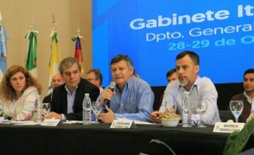 GABINETE ITINERANTE: HORACIO REY